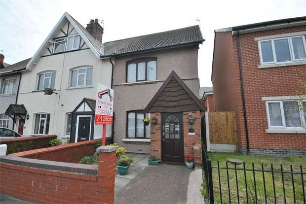 3 Bedrooms End Of Terrace House for sale in 209 St. Davids Road North, Lytham St. Annes, Lancashire
