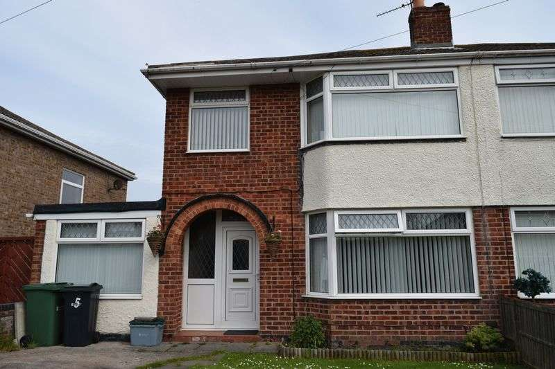 3 Bedrooms Semi Detached House for sale in Fenwick Road, Ellesmere Port