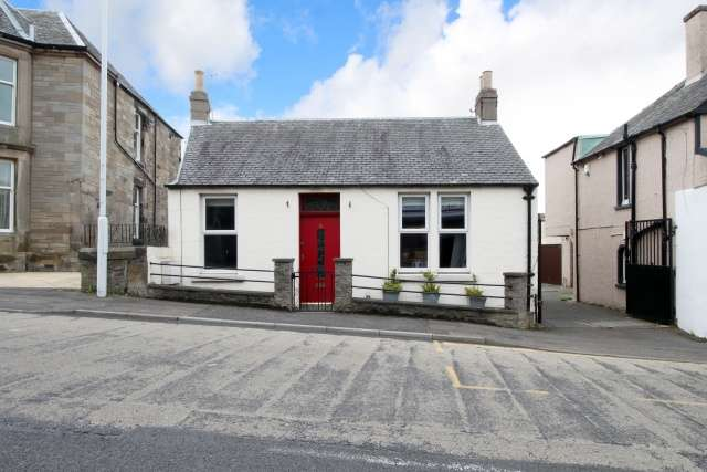 3 Bedrooms Cottage House for sale in Normand Road, Dysart, Kirkcaldy, KY1 2XJ