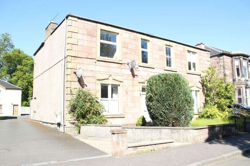 2 Bedrooms Flat for sale in Grange Road, Alloa