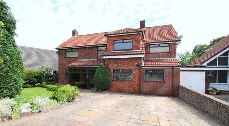 5 Bedrooms Detached House for sale in Rockbourne Avenue, Woolton, Liverpool, L25