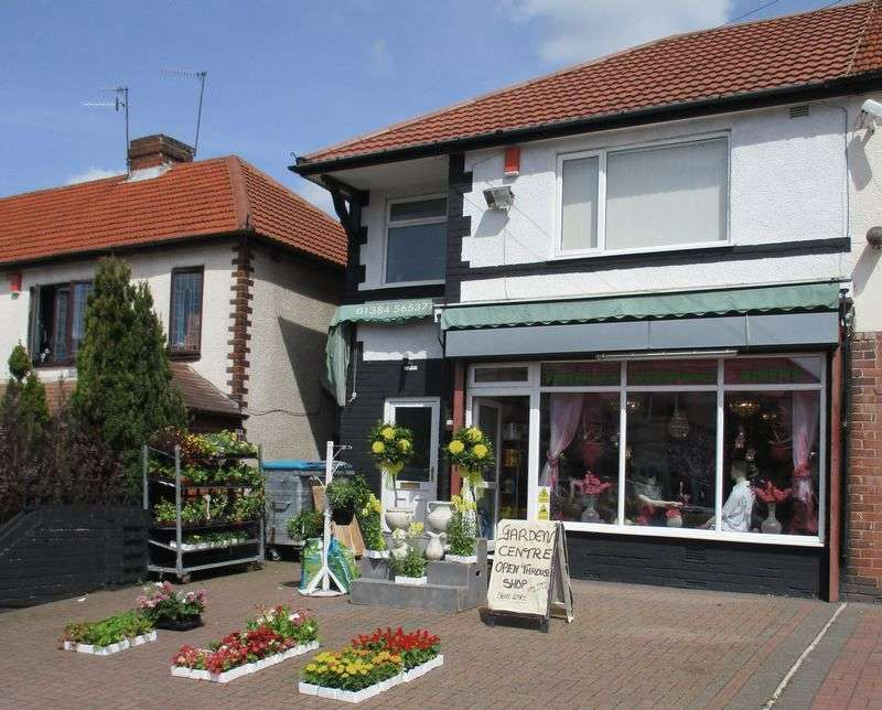 Property for sale in Florists With Garden Centre & Living Accomidation For Sale