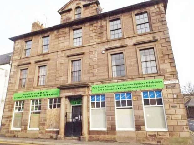 3 Bedrooms Flat for sale in High Street, Brechin, Angus