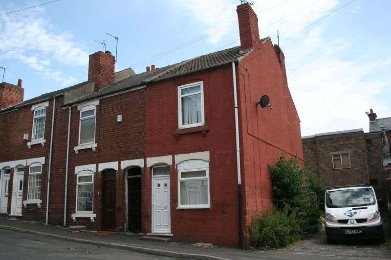 2 Bedrooms Terraced House for sale in Beaconsfield Street, Mexborough