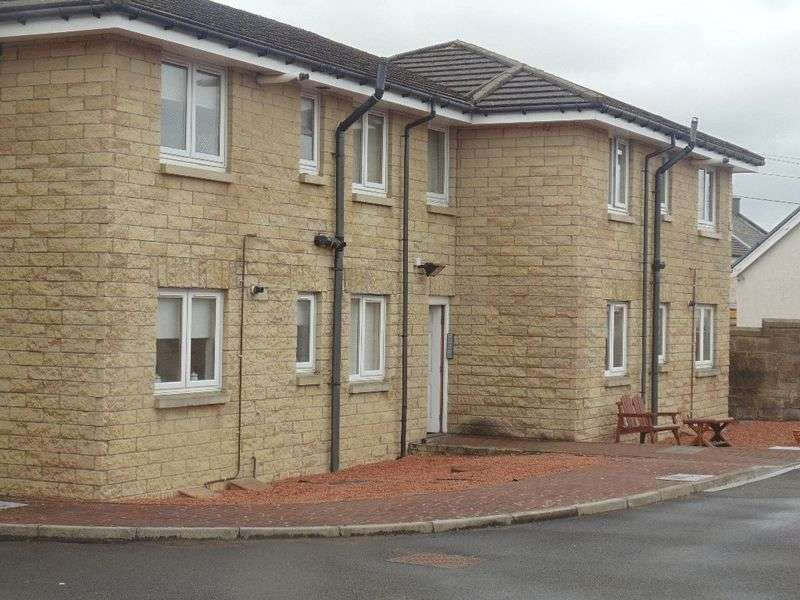 2 Bedrooms Flat for sale in Manse Mews, Wishaw