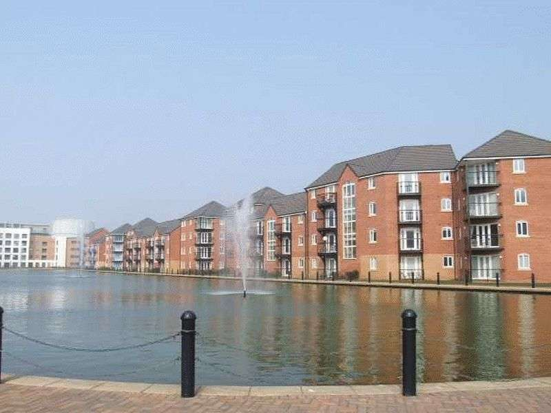 2 Bedrooms Flat for sale in Ellerman Road, City Centre, Liverpool, L3