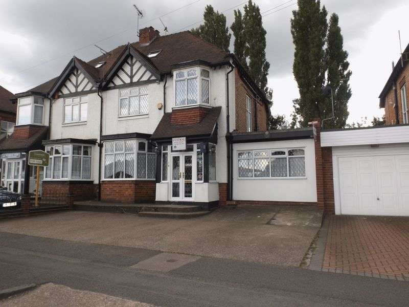 6 Bedrooms Semi Detached House for sale in Coventry Road, Yardley, Birmingham