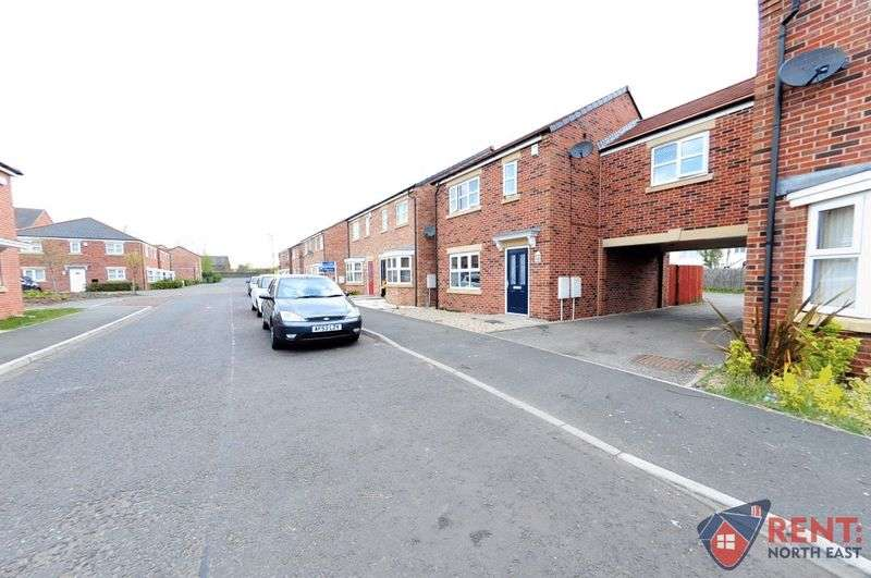 3 Bedrooms Semi Detached House for sale in Sidings Place, Houghton Le Spring