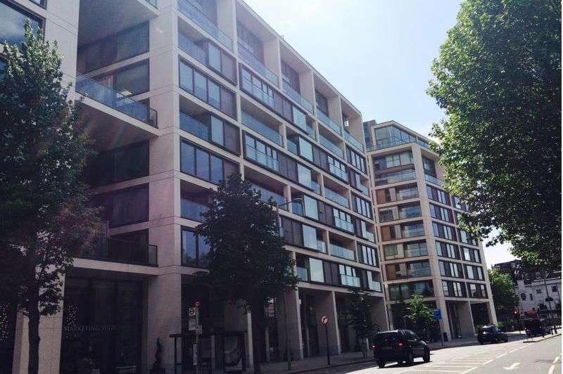 2 Bedrooms Flat for sale in 375 Kensington High Street, Bridgeman House, Kensington W14
