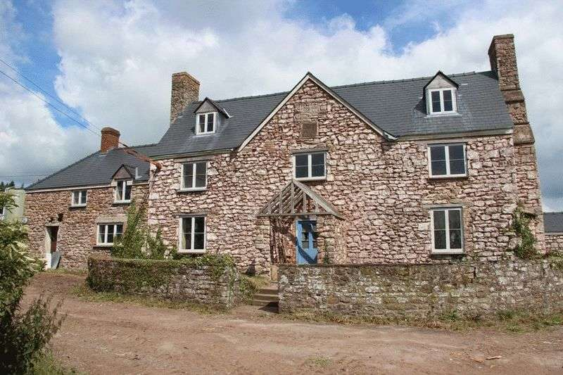7 Bedrooms Detached House for sale in Shirenewton, Chepstow
