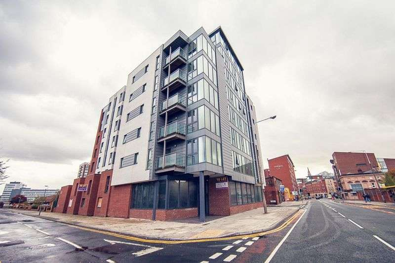 1 Bedroom Flat for sale in Jugglers Yard, Liverpool City Centre