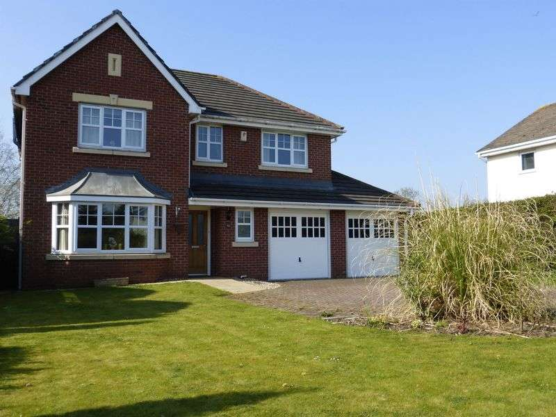 4 Bedrooms Detached House for sale in Moor Lane, Hutton, Preston