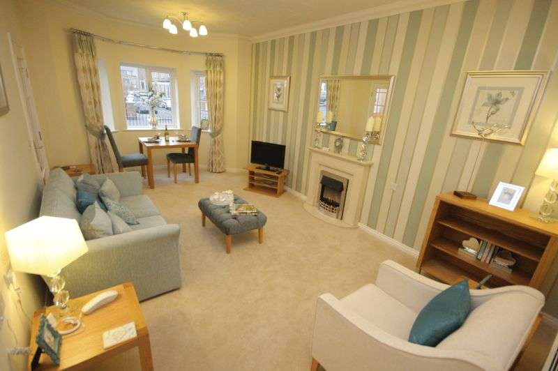 1 Bedroom Retirement Property for sale in Hope Road, Sale