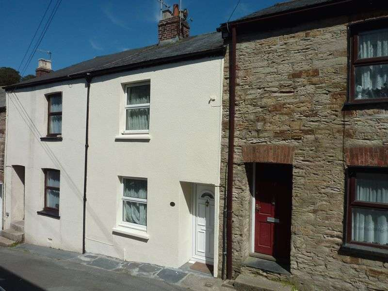 2 Bedrooms Terraced House for sale in Market Street, Bodmin