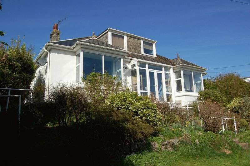 5 Bedrooms Detached Bungalow for sale in Higher Bolenna, Perranporth