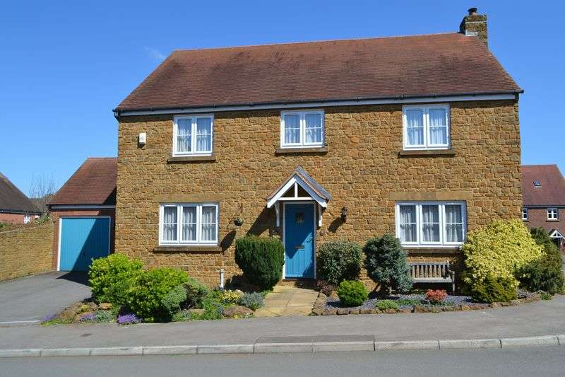 4 Bedrooms Detached House for sale in Cotters Croft, Fenny Compton