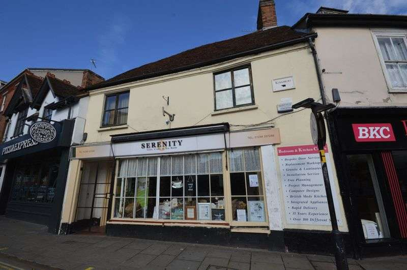 Commercial Property for sale in Kingsbury, Aylesbury