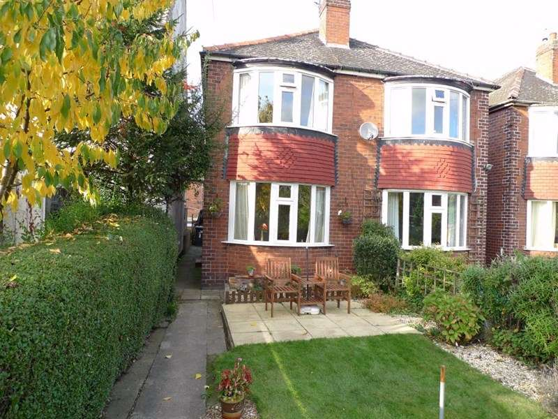 2 Bedrooms Semi Detached House for sale in Eastwood Mount, Clifton, ROTHERHAM