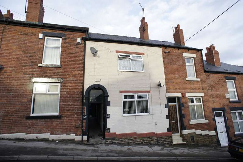 3 Bedrooms Terraced House for sale in Addison Road, Firth Park, Sheffield, S5 6WF