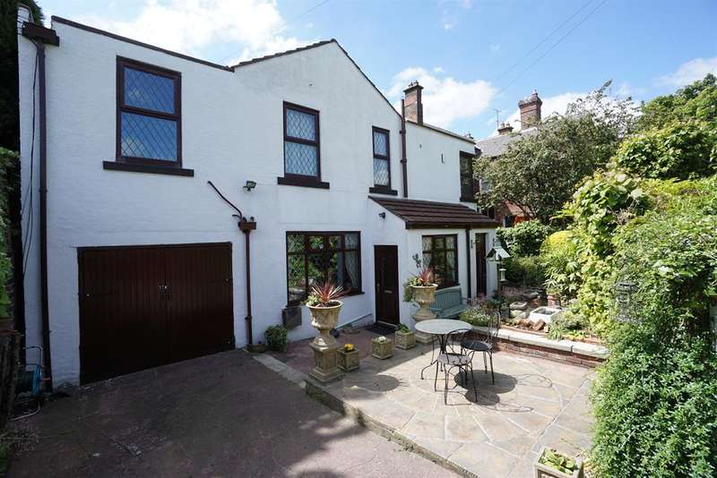 5 Bedrooms Detached House for sale in Crabtree Lane, Norwood, Sheffield, S5 7AY