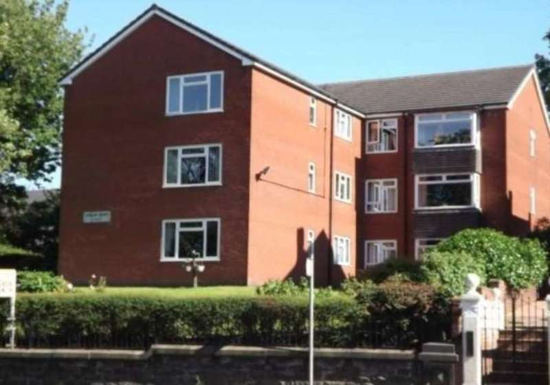 2 Bedrooms Apartment Flat for sale in Wigan Road, Bolton