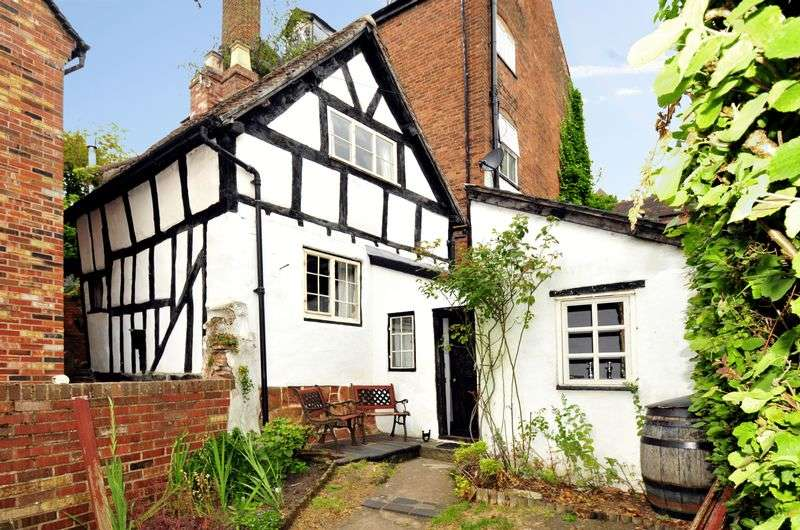 1 Bedroom Cottage House for sale in Friars Street, Bridgnorth