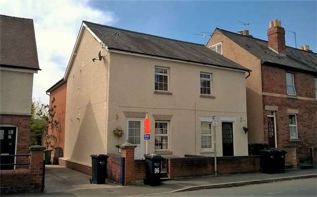 1 Bedroom Flat for sale in HEREFORD