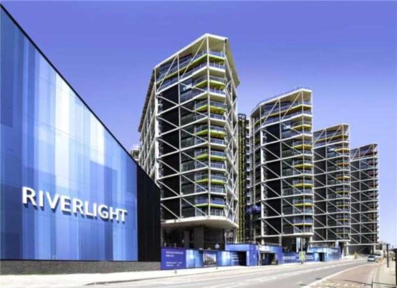 3 Bedrooms Apartment Flat for sale in Riverlight