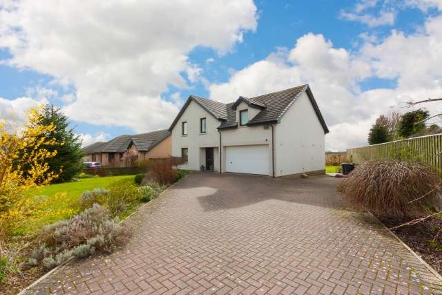 5 Bedrooms Detached House for sale in Popple Burn Park, Ednam, Kelso, Borders, TD5 7PW