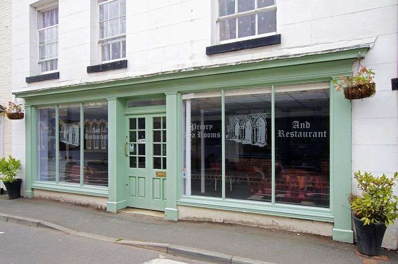 Property for sale in Sheinton Street, Much Wenlock, Shropshire.