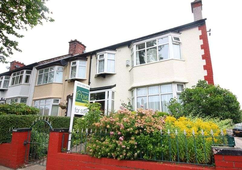 4 Bedrooms Terraced House for sale in Broad Green Road, Broadgreen, Liverpool, L13