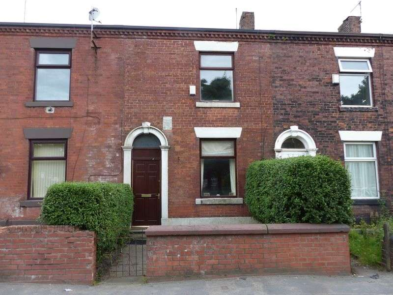 2 Bedrooms Terraced House for sale in Milnrow Road, Shaw