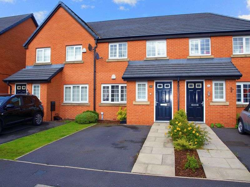3 Bedrooms Terraced House for sale in Newbold Hall Drive, Rochdale, OL16 3AG