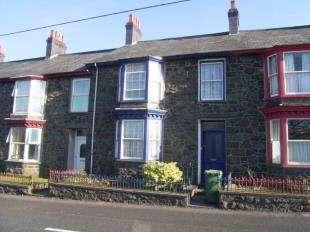 4 Bedrooms Terraced House for sale in Garth, Minffordd, Penrhyndeudraeth, Gwynedd, LL48
