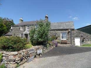 3 Bedrooms Detached House for sale in Dwyfor Ranch, Llanystumdwy, Criccieth, Gwynedd, LL52
