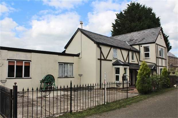 4 Bedrooms Detached House for sale in Kinnerton, Kinnerton, Presteigne, Powys