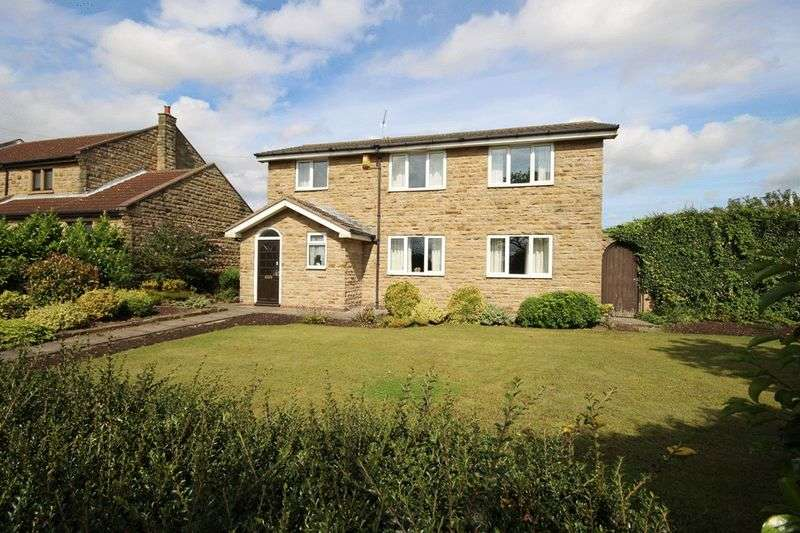 4 Bedrooms Detached House for sale in Church Lane, Leeds