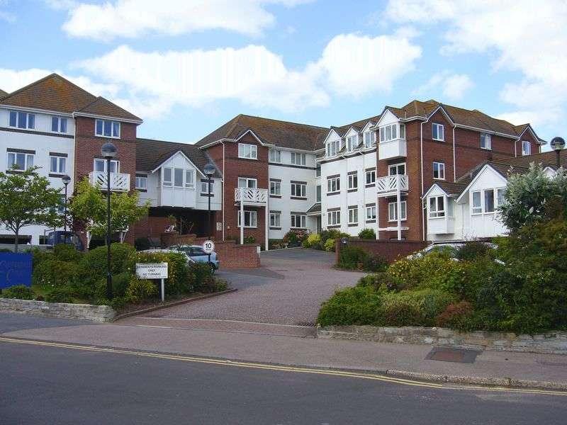 2 Bedrooms Retirement Property for sale in Cloverdale Court, Lyme Regis, DT7 3ED