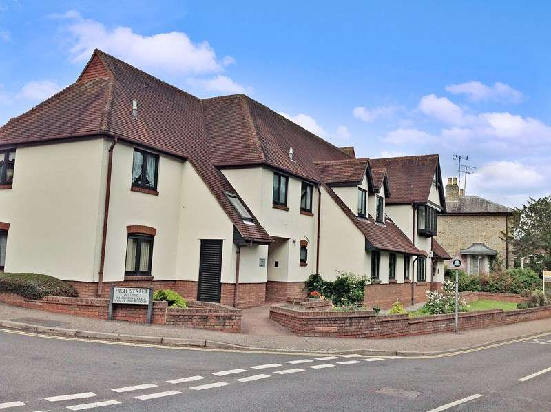 1 Bedroom Retirement Property for sale in Palmerston Lodge, Chelmsford, CM2 7HF
