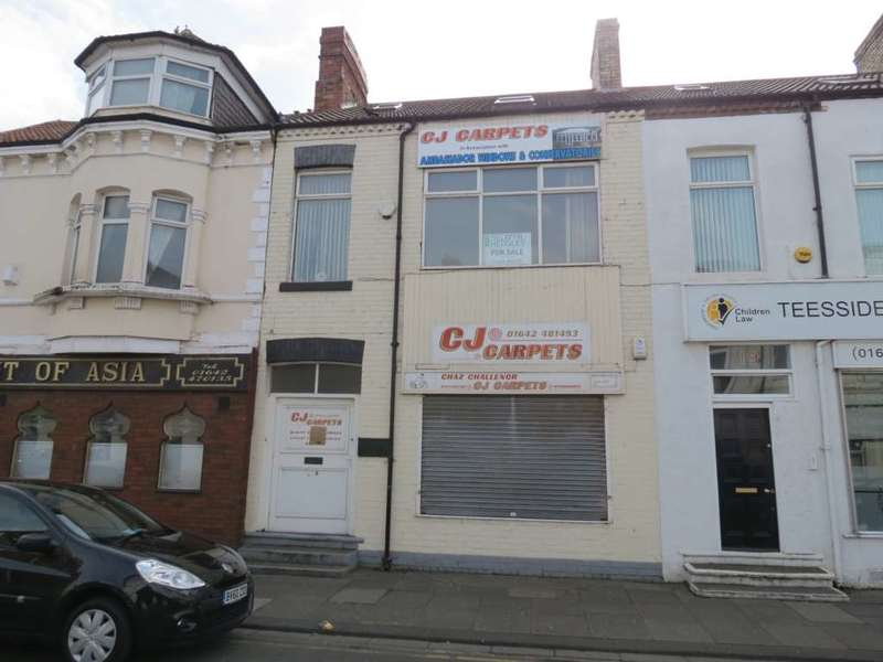 Commercial Property for sale in Queen Street, Redcar