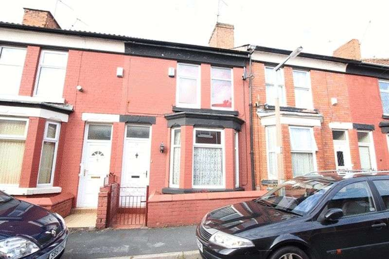 2 Bedrooms Terraced House for sale in Charlcombe Street, Birkenhead