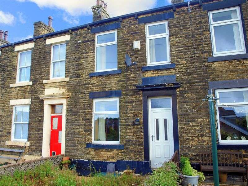 2 Bedrooms Terraced House for sale in Victoria Terrace, Milnrow, OL16 4EF