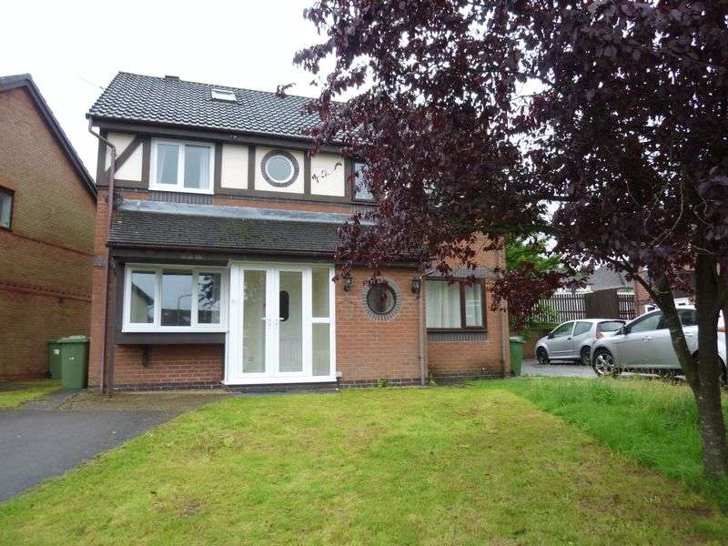 2 Bedrooms Semi Detached House for sale in Llwyn Onn, Pontyclun CF72 9EU