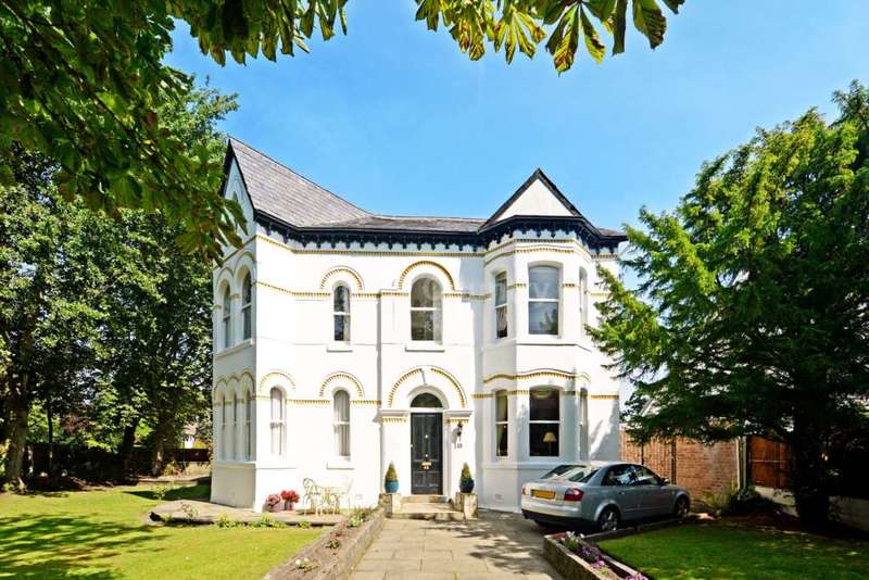 5 Bedrooms Detached House for sale in Freshfield Road, Freshfield, Formby