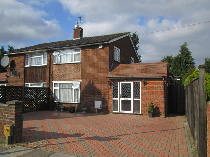5 Bedrooms Semi Detached House for sale in South Hayes, Middlesex