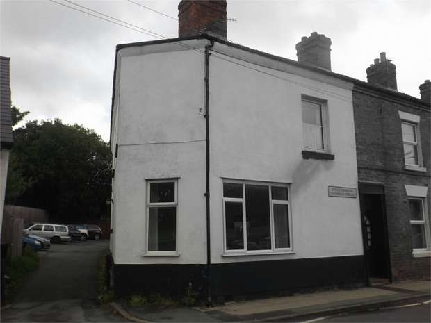 3 Bedrooms End Of Terrace House for sale in High Street, Llanfyllin, Powys