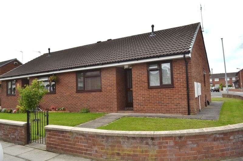 2 Bedrooms Semi Detached Bungalow for sale in Captains Lane, Bootle, Liverpool
