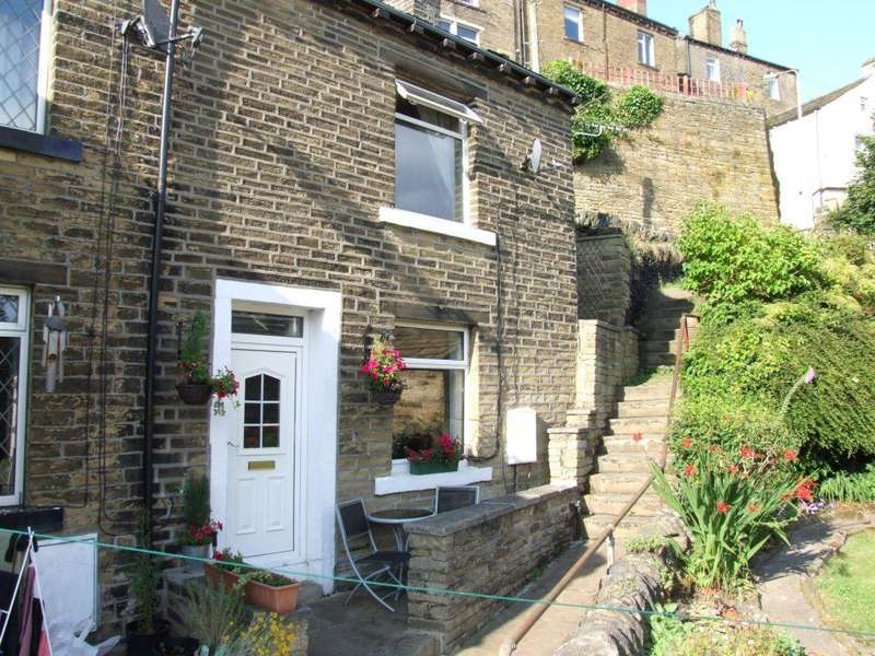 2 Bedrooms Terraced House for sale in Lower Skircoat Green, Skircoat Green, Halifax, HX3 0TG