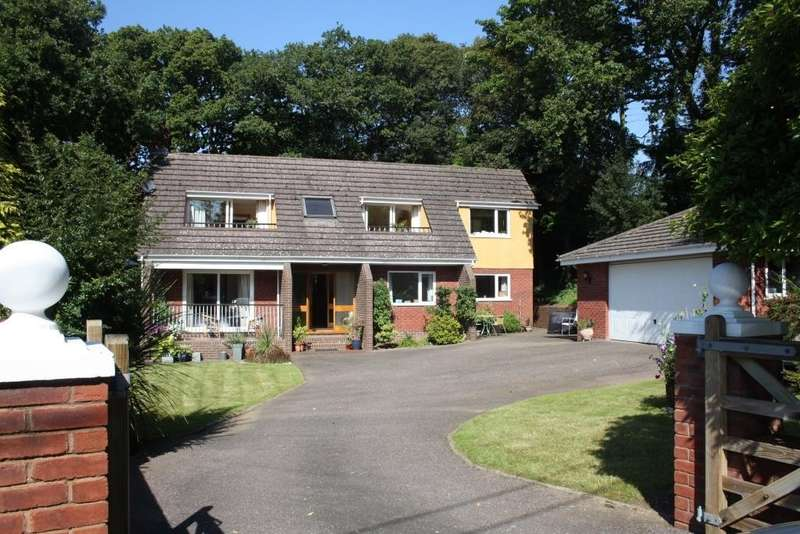 5 Bedrooms Detached House for sale in Ottery St Mary