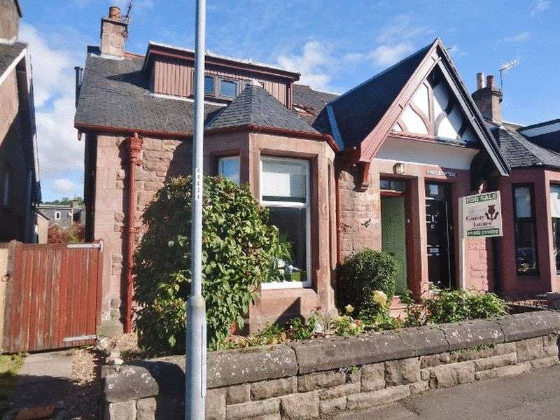 3 Bedrooms Cottage House for sale in 65 HILL STREET, ALLOA